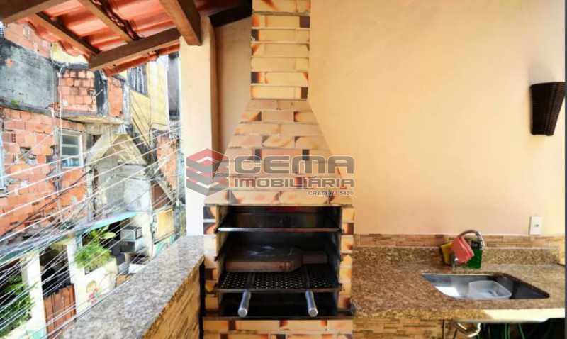 167f5928-4166-43cc-8690-358160 - Casa de Vila 2 quartos à venda Glória, Zona Sul RJ - R$ 359.000 - LACV20057 - 21