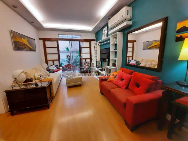 WhatsApp Image 2021-04-16 at 0 - Apartamento 2 quartos à venda Humaitá, Zona Sul RJ - R$ 700.000 - LAAP25229 - 1