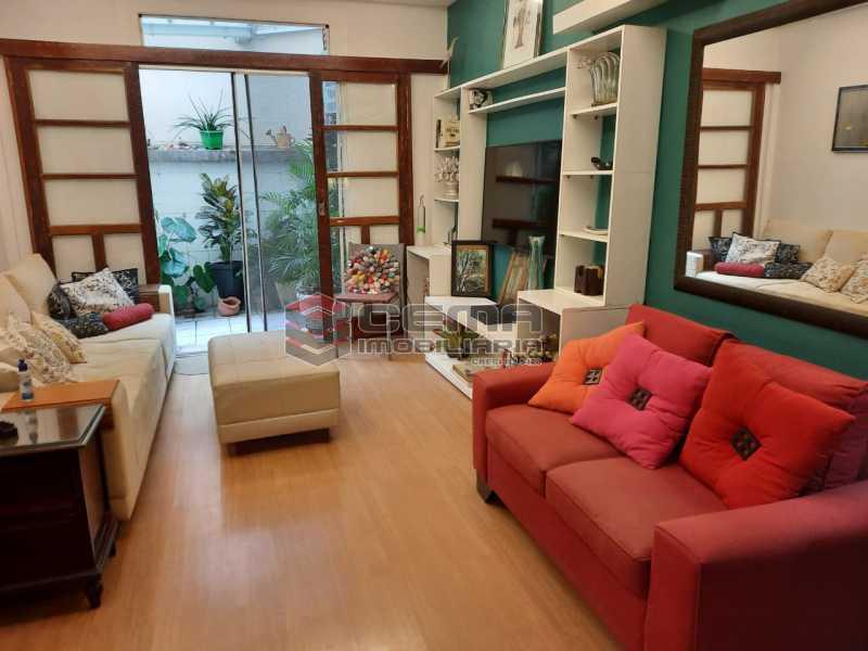WhatsApp Image 2021-04-16 at 0 - Apartamento 2 quartos à venda Humaitá, Zona Sul RJ - R$ 700.000 - LAAP25229 - 4