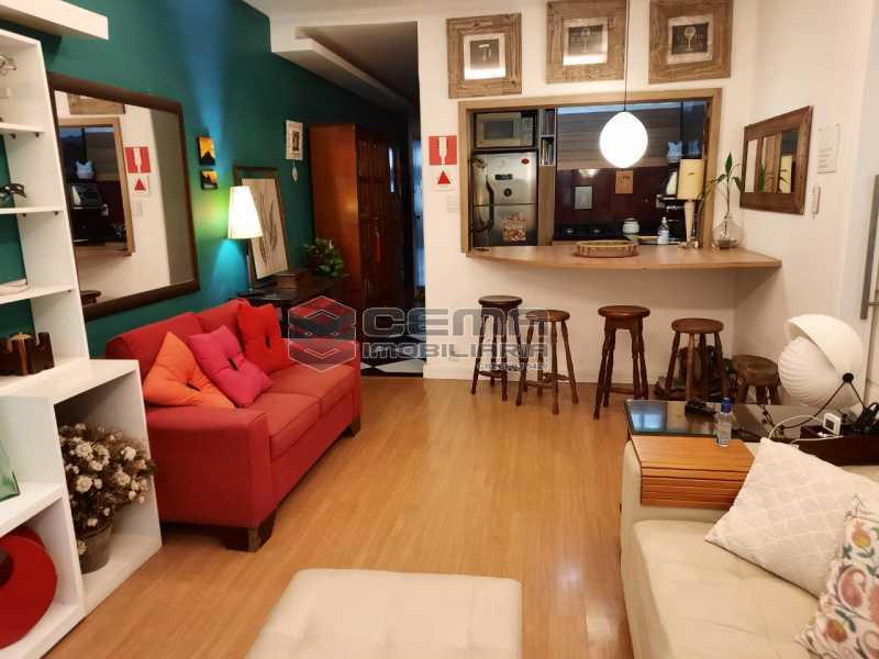 WhatsApp Image 2021-04-16 at 0 - Apartamento 2 quartos à venda Humaitá, Zona Sul RJ - R$ 700.000 - LAAP25229 - 5