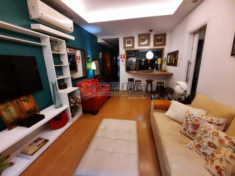 WhatsApp Image 2021-04-16 at 0 - Apartamento 2 quartos à venda Humaitá, Zona Sul RJ - R$ 700.000 - LAAP25229 - 7