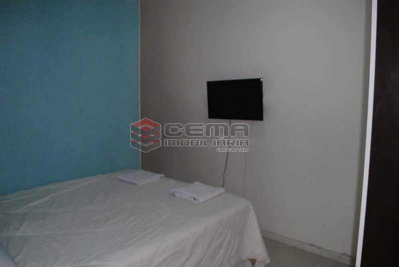 quarto 1  - Excelente Apartamento 3 quartos MOBILIADO com vaga em Copacabana - LAAP34459 - 6