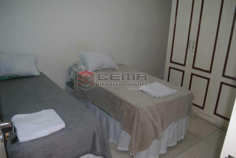 quarto 2 - Excelente Apartamento 3 quartos MOBILIADO com vaga em Copacabana - LAAP34459 - 8