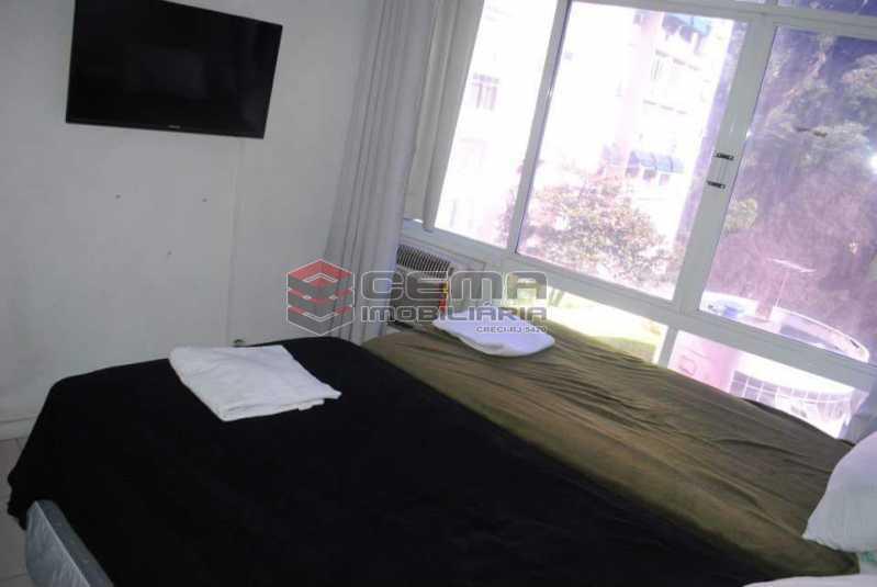 quarto 3 - Excelente Apartamento 3 quartos MOBILIADO com vaga em Copacabana - LAAP34459 - 9