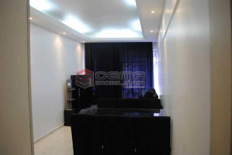 sala - Excelente Apartamento 3 quartos MOBILIADO com vaga em Copacabana - LAAP34459 - 1