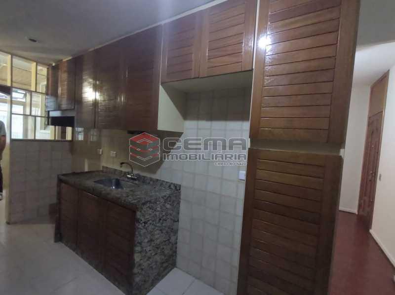 cozinha - Excepcional Apartamento 2 quartos com suíte e vaga em Laranjeiras - LAAP25232 - 25