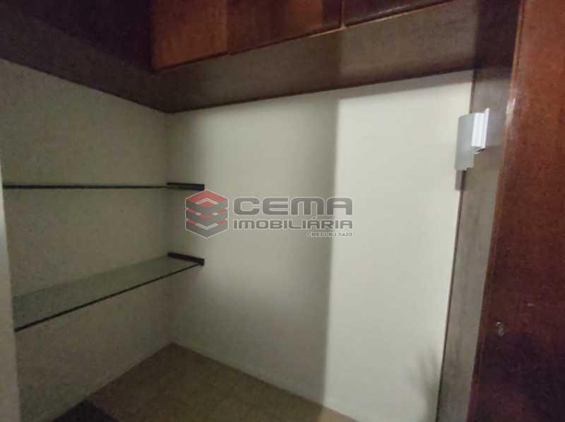 dependencia - Excepcional Apartamento 2 quartos com suíte e vaga em Laranjeiras - LAAP25232 - 28