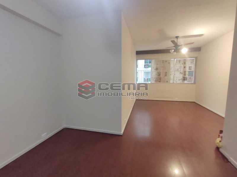 sala - Excepcional Apartamento 2 quartos com suíte e vaga em Laranjeiras - LAAP25232 - 8