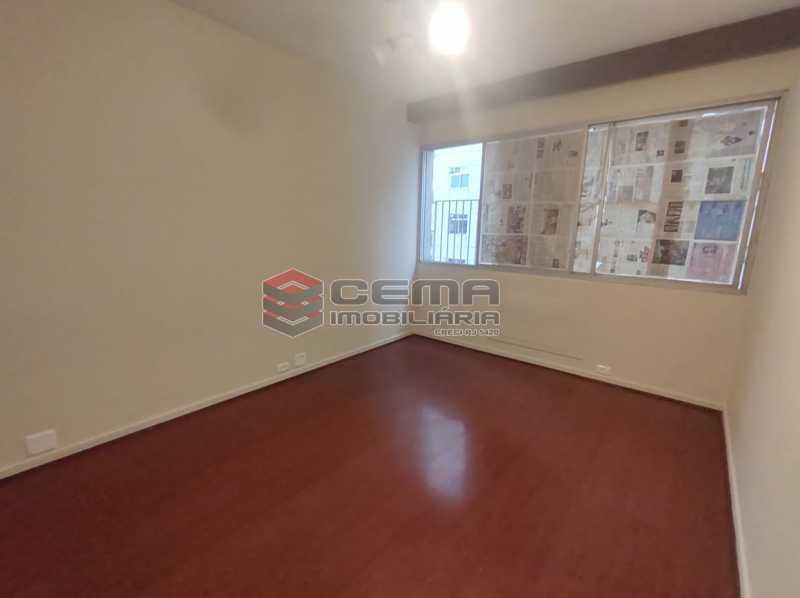 sala - Excepcional Apartamento 2 quartos com suíte e vaga em Laranjeiras - LAAP25232 - 3