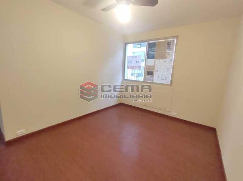 suite - Excepcional Apartamento 2 quartos com suíte e vaga em Laranjeiras - LAAP25232 - 11