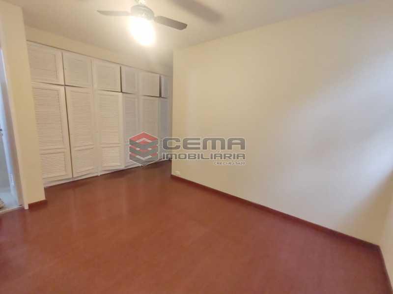 suite - Excepcional Apartamento 2 quartos com suíte e vaga em Laranjeiras - LAAP25232 - 12