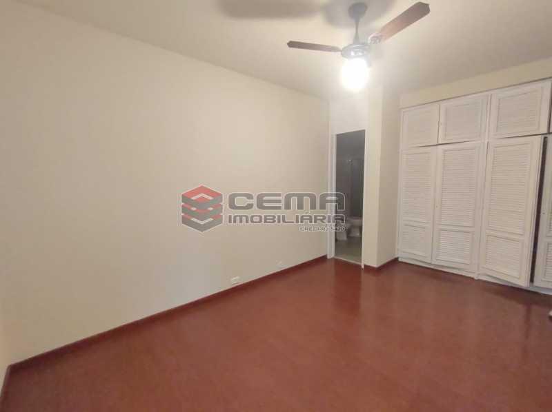 suite - Excepcional Apartamento 2 quartos com suíte e vaga em Laranjeiras - LAAP25232 - 13