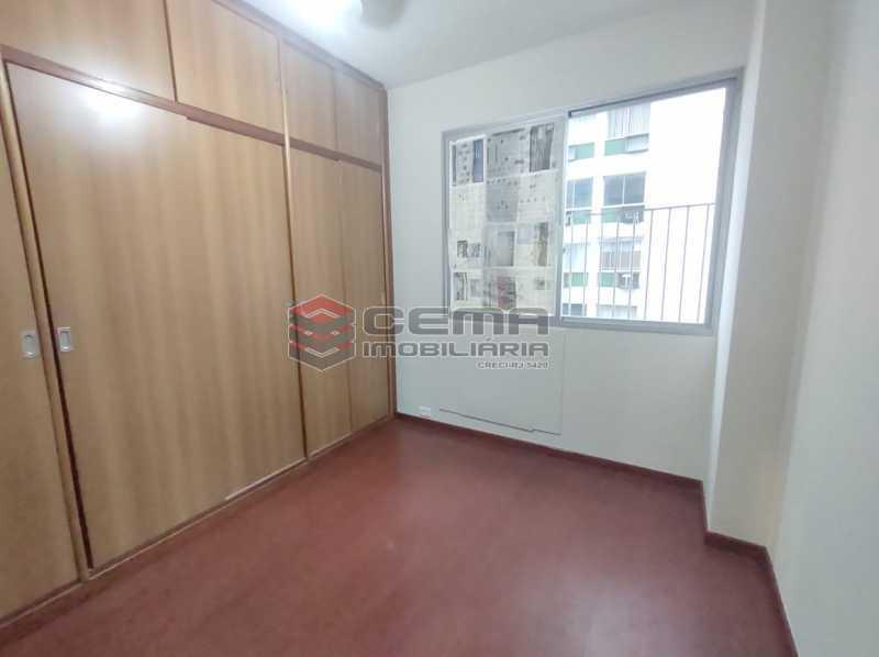 qurarto2 - Excepcional Apartamento 2 quartos com suíte e vaga em Laranjeiras - LAAP25232 - 18