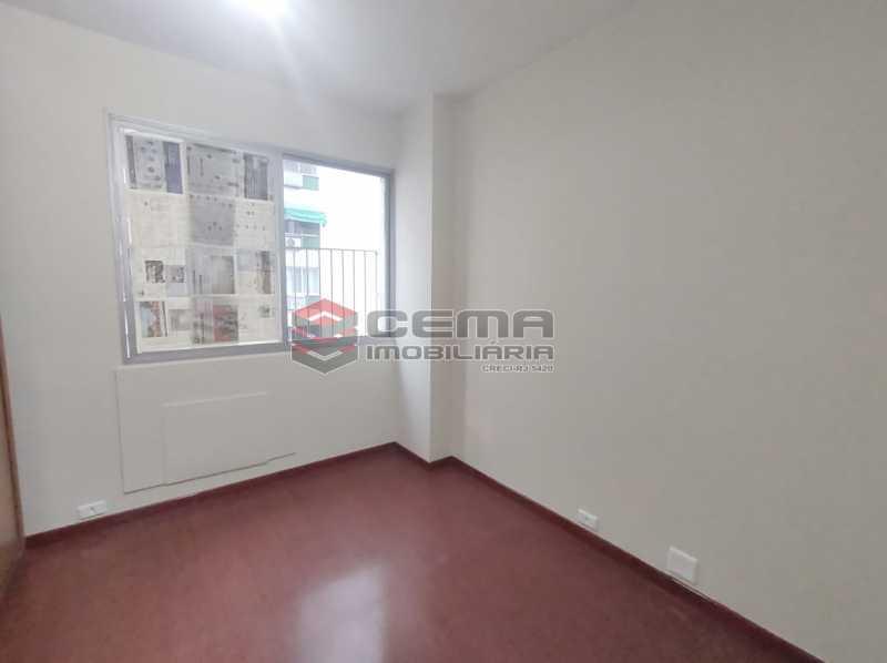 qurarto2 - Excepcional Apartamento 2 quartos com suíte e vaga em Laranjeiras - LAAP25232 - 19