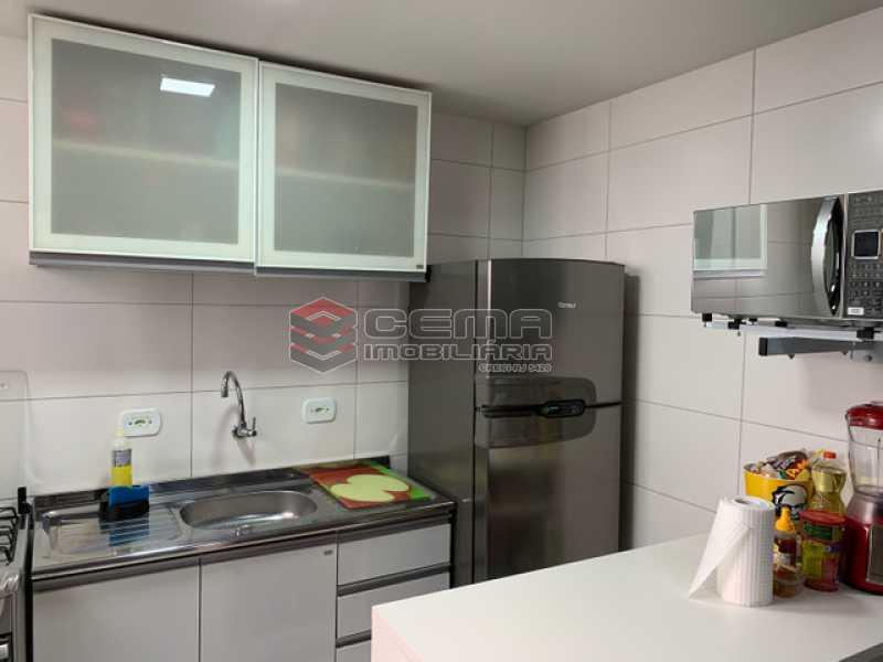 184115279439644 - Kitnet/Conjugado 25m² à venda Glória, Zona Sul RJ - R$ 295.000 - LAKI10417 - 5
