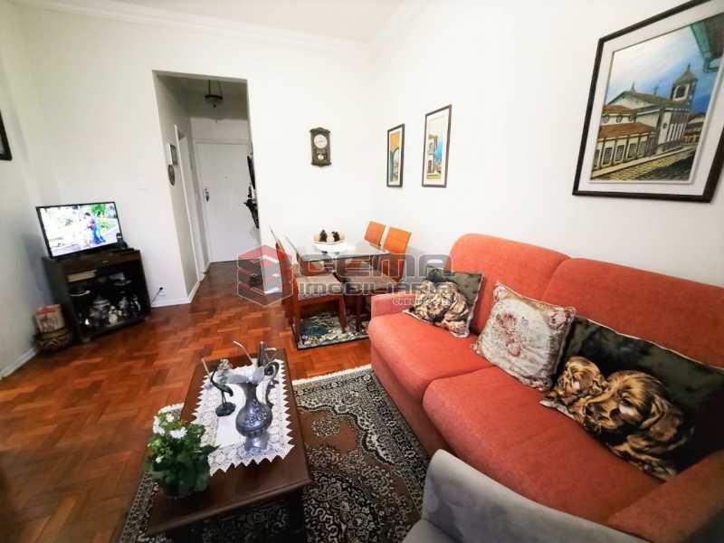 WhatsApp Image 2021-04-19 at 1 - Apartamento 1 quarto à venda Glória, Zona Sul RJ - R$ 380.000 - LAAP12932 - 1
