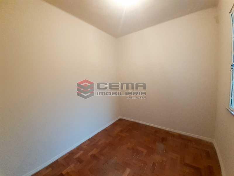 Quarto 1 - Apartamento para alugar Rua Pinheiro Guimarães,Botafogo, Zona Sul RJ - R$ 1.900 - LAAP25245 - 4