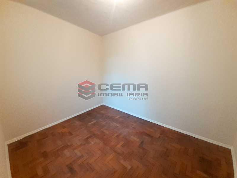Quarto 2 - Apartamento para alugar Rua Pinheiro Guimarães,Botafogo, Zona Sul RJ - R$ 1.900 - LAAP25245 - 6