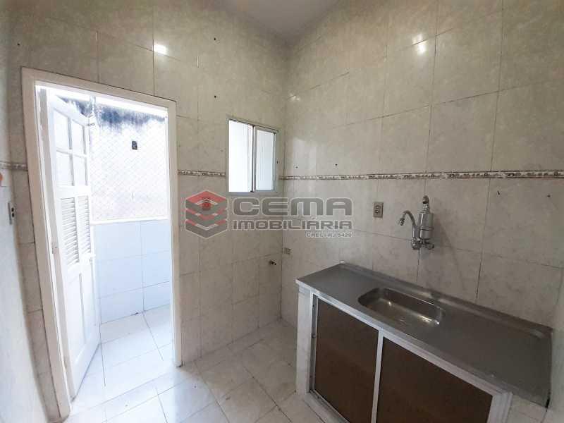 Cozinha - Apartamento para alugar Rua Pinheiro Guimarães,Botafogo, Zona Sul RJ - R$ 1.900 - LAAP25245 - 10
