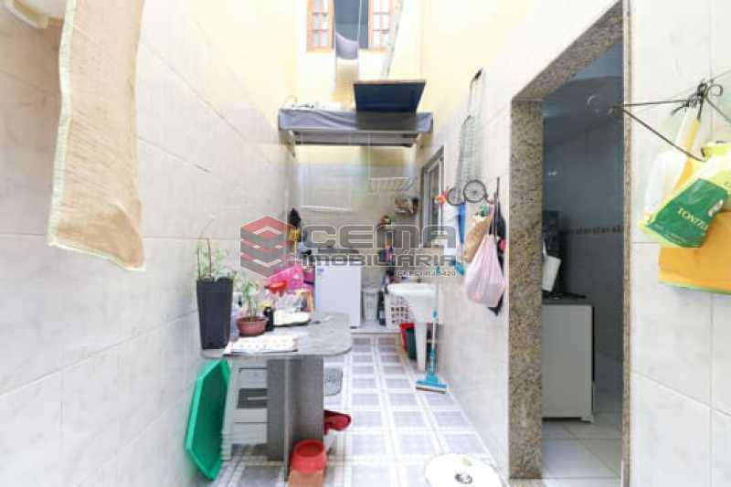 10 - Casa 4 quartos à venda Glória, Zona Sul RJ - R$ 980.000 - LACA40121 - 12