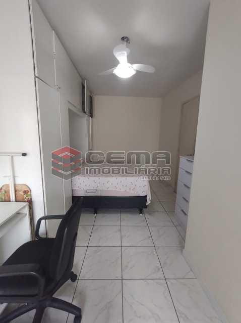 quarto - Flat Residencial com serviços e vaga MOBILIADO - LAFL10079 - 8
