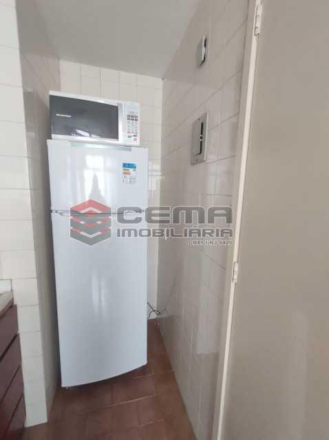 cozinha - Flat Residencial com serviços e vaga MOBILIADO - LAFL10079 - 15