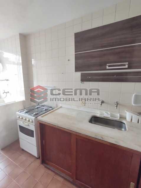 cozinha - Flat Residencial com serviços e vaga MOBILIADO - LAFL10079 - 14
