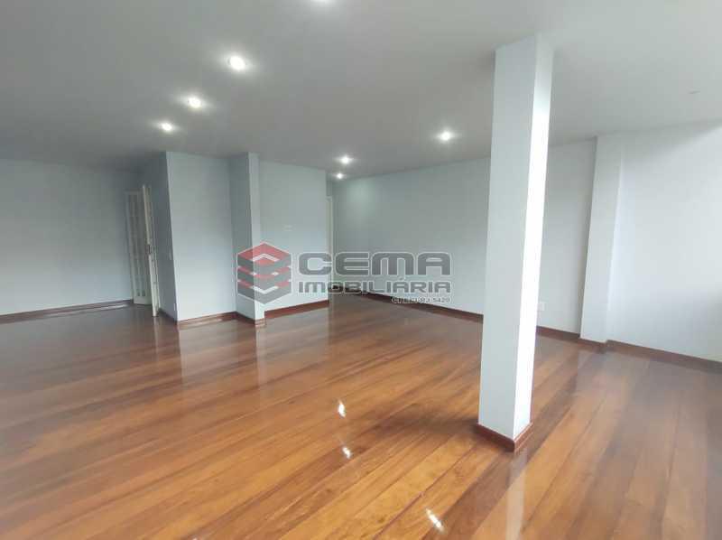 sala - Excelente Apartamento 3 quartos com suite e vaga em Ipanema - LAAP34470 - 4