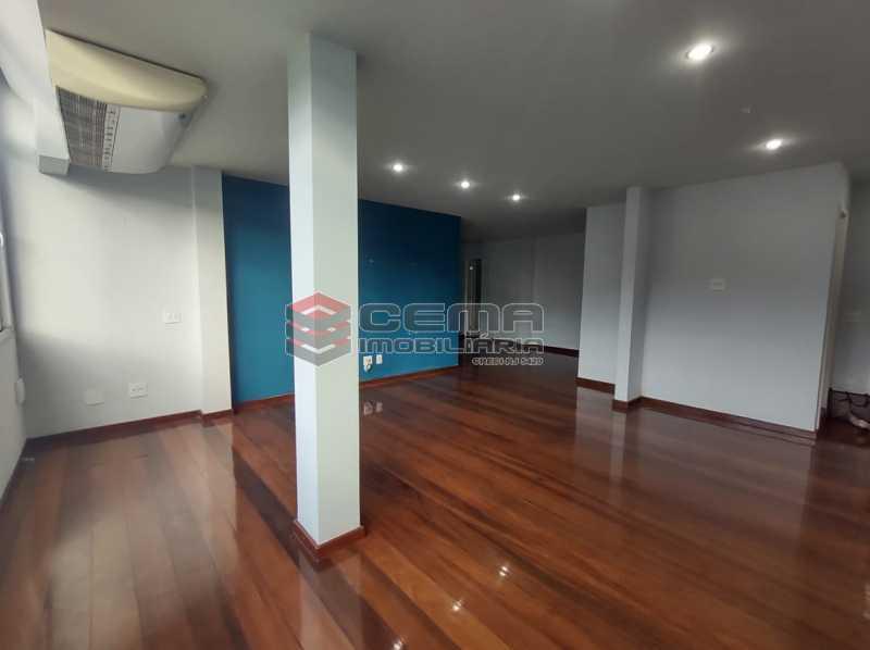 sala - Excelente Apartamento 3 quartos com suite e vaga em Ipanema - LAAP34470 - 3