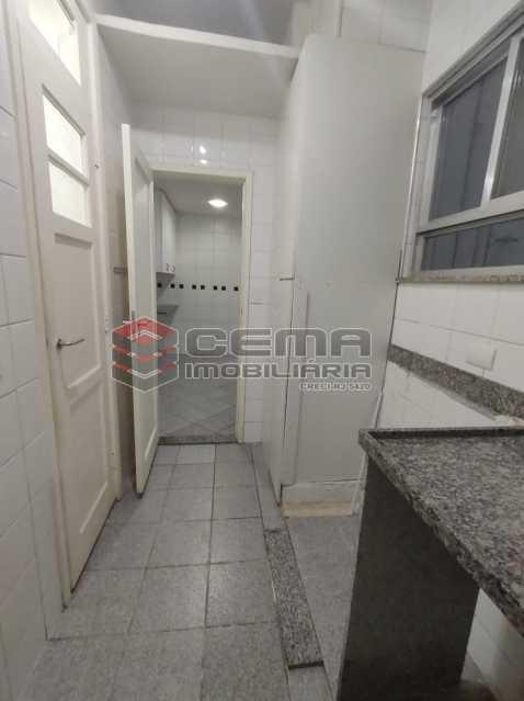 dependencia - Excelente Apartamento 3 quartos com suite e vaga em Ipanema - LAAP34470 - 28