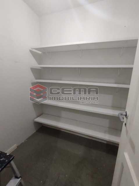 dependencia - Excelente Apartamento 3 quartos com suite e vaga em Ipanema - LAAP34470 - 29