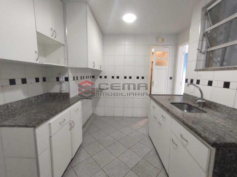 cozinha - Excelente Apartamento 3 quartos com suite e vaga em Ipanema - LAAP34470 - 26
