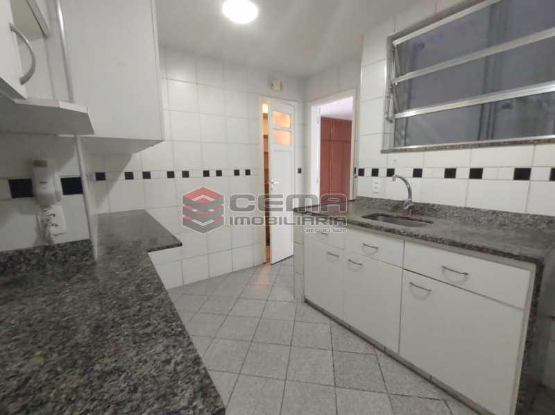 cozinha - Excelente Apartamento 3 quartos com suite e vaga em Ipanema - LAAP34470 - 25