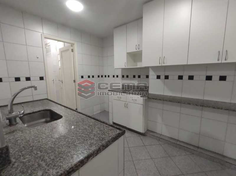 cozinha - Excelente Apartamento 3 quartos com suite e vaga em Ipanema - LAAP34470 - 24