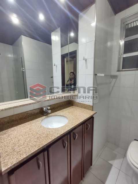 banheiro social 1 - Excelente Apartamento 3 quartos com suite e vaga em Ipanema - LAAP34470 - 17