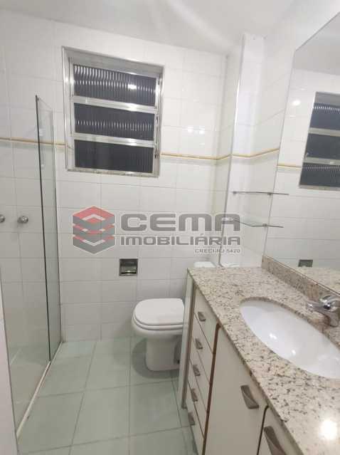 banheiro social 2 - Excelente Apartamento 3 quartos com suite e vaga em Ipanema - LAAP34470 - 18