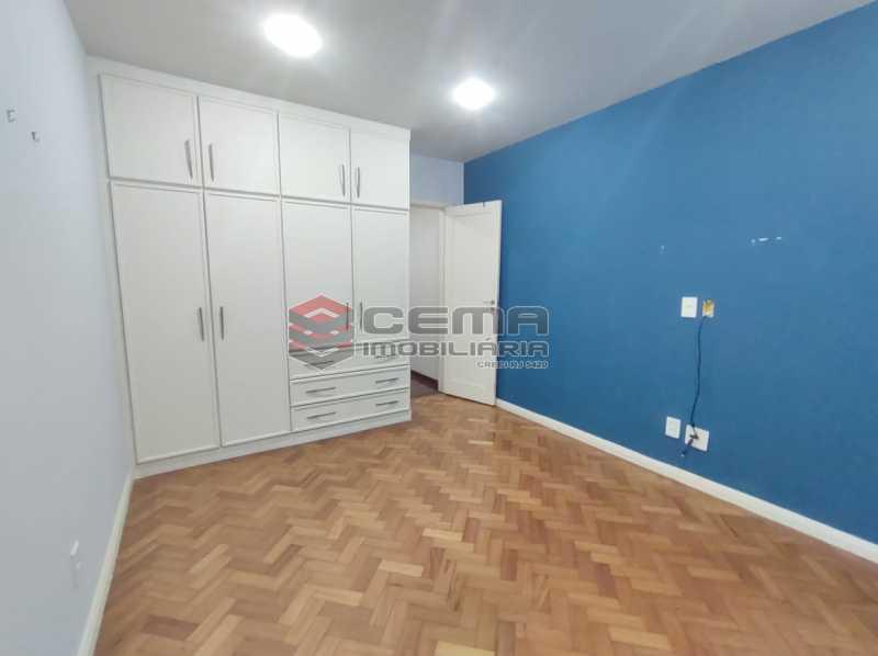 quarto 2  - Excelente Apartamento 3 quartos com suite e vaga em Ipanema - LAAP34470 - 15