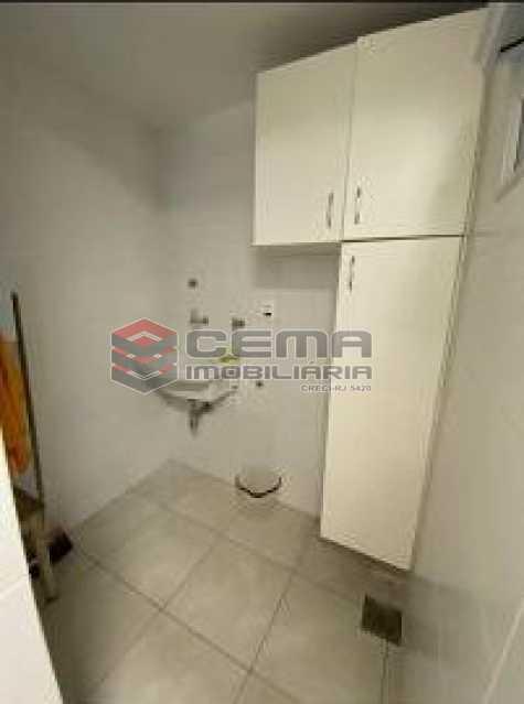 1ba55a0c0dd79256353935bde41a47 - Apartamento 1 quarto à venda Humaitá, Zona Sul RJ - R$ 680.000 - LAAP12934 - 9