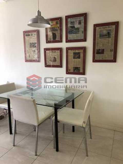 b472277d25318bc85b86ce6e83b34a - Apartamento 1 quarto à venda Humaitá, Zona Sul RJ - R$ 680.000 - LAAP12934 - 4