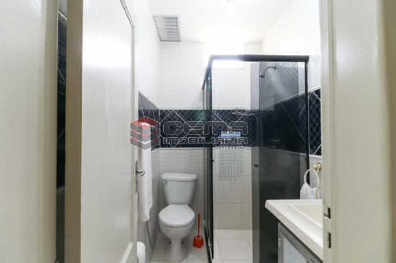 Banheiro Social - Apartamento 2 quartos para alugar Botafogo, Zona Sul RJ - R$ 2.800 - LAAP25268 - 13