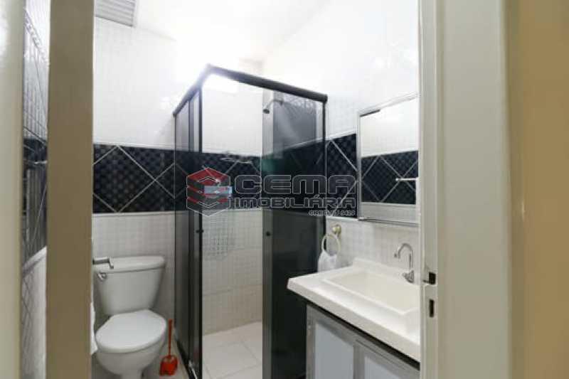Banheiro Social - Apartamento 2 quartos para alugar Botafogo, Zona Sul RJ - R$ 2.800 - LAAP25268 - 14