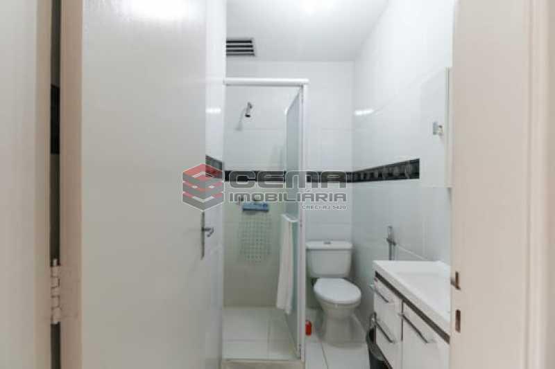 Banheiro Suíte - Apartamento 2 quartos para alugar Botafogo, Zona Sul RJ - R$ 2.800 - LAAP25268 - 23