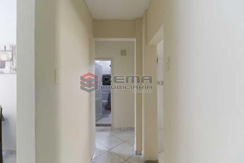 Corredor - Apartamento 2 quartos para alugar Botafogo, Zona Sul RJ - R$ 2.800 - LAAP25268 - 12