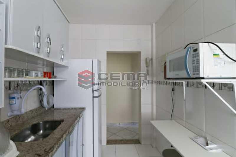 Cozinha - Apartamento 2 quartos para alugar Botafogo, Zona Sul RJ - R$ 2.800 - LAAP25268 - 9