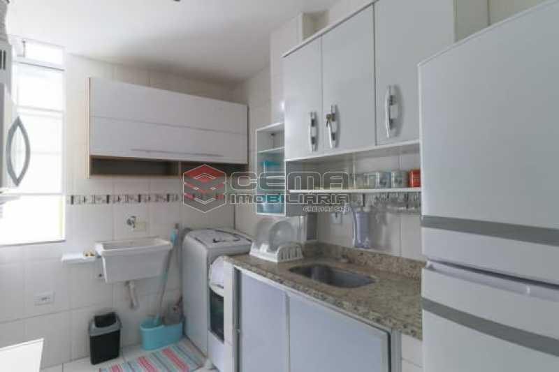 Cozinha - Apartamento 2 quartos para alugar Botafogo, Zona Sul RJ - R$ 2.800 - LAAP25268 - 8
