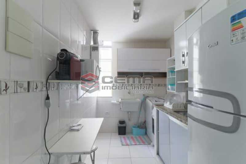 Cozinha - Apartamento 2 quartos para alugar Botafogo, Zona Sul RJ - R$ 2.800 - LAAP25268 - 7