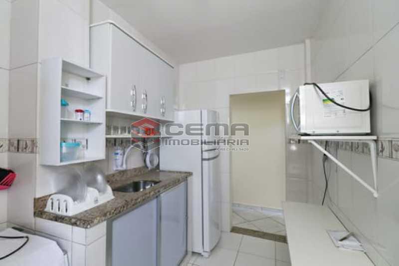 Cozinha - Apartamento 2 quartos para alugar Botafogo, Zona Sul RJ - R$ 2.800 - LAAP25268 - 10
