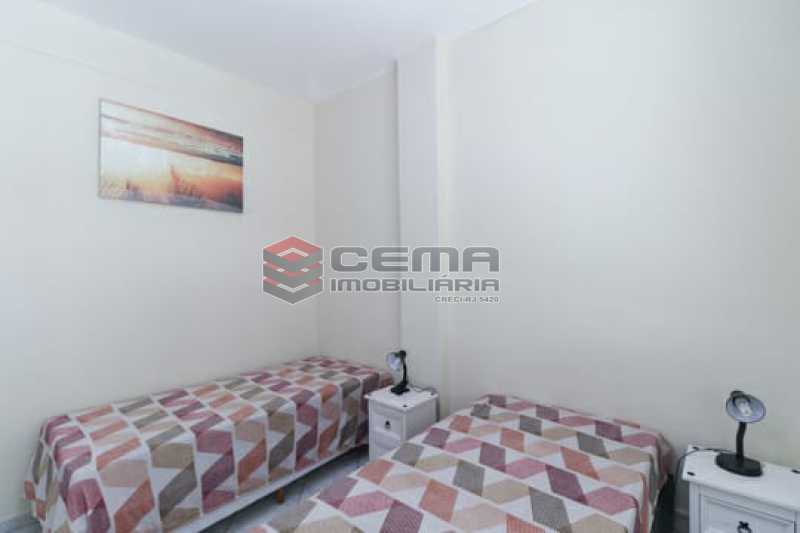 Quarto - Apartamento 2 quartos para alugar Botafogo, Zona Sul RJ - R$ 2.800 - LAAP25268 - 16