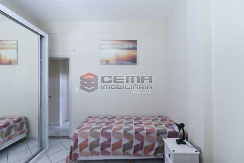 Quarto  - Apartamento 2 quartos para alugar Botafogo, Zona Sul RJ - R$ 2.800 - LAAP25268 - 17