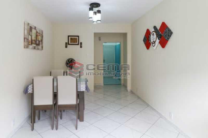 Sala - Apartamento 2 quartos para alugar Botafogo, Zona Sul RJ - R$ 2.800 - LAAP25268 - 5